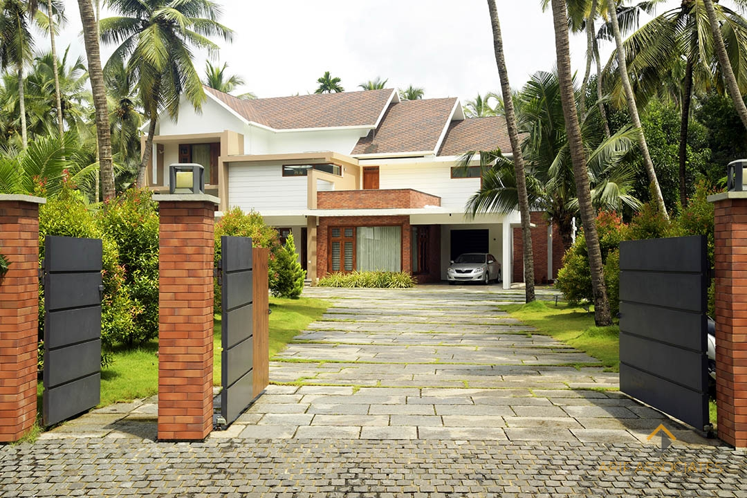 architectural project in calicut
