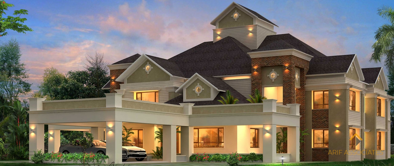 architecture firm in calicut projects